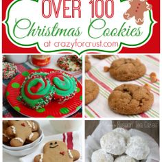 Over 100 Christmas Cookies Recipes