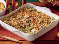 We love a good broccoli casserole and this recipe is amazing to have on hand. This Broccoli-Cheese Casserole recipe is just plain decadent and delicious. You're sure to convert any broccoli hater with this creamy casserole. Fresh steam-in-bag … Broccoli Cheese Casserole, Vegetable Casserole, Broccoli And Cheese, Raw Broccoli, Broccoli Cheddar, Spinach Dip, Thanksgiving Casserole, Thanksgiving Recipes, Christmas Recipes