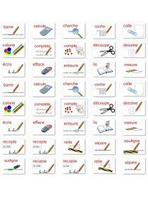 Librairie-Interactive - Les consignes