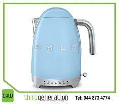 Make those much needed cups of coffee in style with this kettle from Visit us in-store or contact us on 044 873