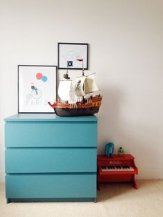 Minimalist children's room | Design*Sponge