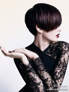 11 Best Vidal Sassoon Images Haircuts Hairdos Short