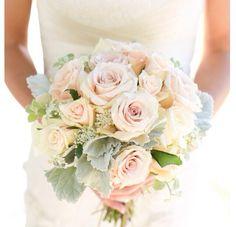 Perfect wedding bouquet.