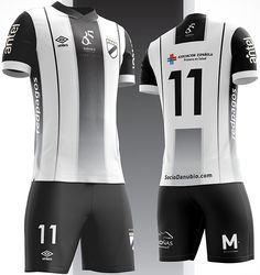 3e09641b41bff Camisa de 85 anos do Danubio 2017 Umbro. Camisetas De Futebol