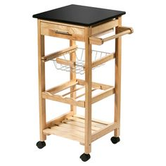 Found it at Wayfair.co.uk - Kitchen Trolley in Natural