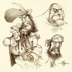 [PirateSketches.jpg] Kevin keele