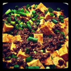 Miss Mochi's Adventures: Mapo Tofu: The Japanese Version