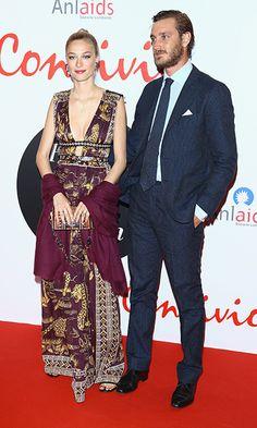 Pierre Casiraghi and Beatrice Borromeo's best looks
