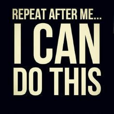 Encouraged