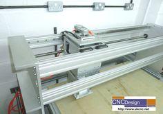 New Large CNC Router Build 8x4ft Progress starting November 2014