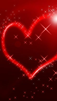 heart_line_shape_light_background_bright_colorful
