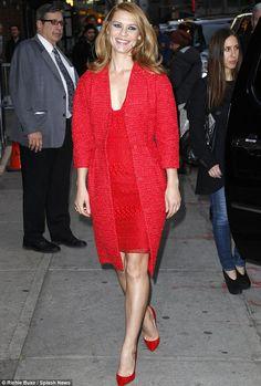 Claire Danes + dress