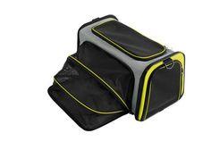 Hunter® Hundeflugtasche Sydney Tragetasche für Hunde grün/grau Hundeshop Auto, Reise & Transport Hunde Flugbox & Flugtasche