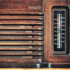 Philco #abstract #oldschool