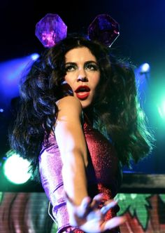 Marina and the Diamonds // Neon Nature Tour   Act 1 The Family Jewels