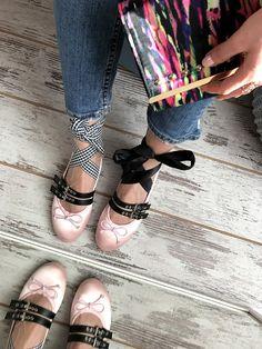 cute ballerinas 🔛 www.elikshoe.pl 🔛   #elikshoe #ewelina_bednarz #kolekcjonerka_butow #shoes #buty #fashion #streetstyle #outfit