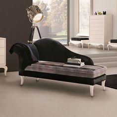 Exclusive chaise long  | www.bocadolobo.com #bocadolobo #luxuryfurniture #exclusivedesign #interiodesign #designideas #limitededitionfurniture