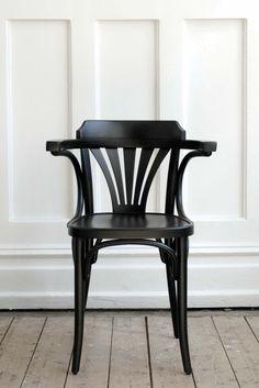 thonet armchair no 24.