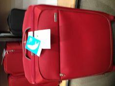 Cindy Myer Samsonite 77cm Luggage Bag 399 00