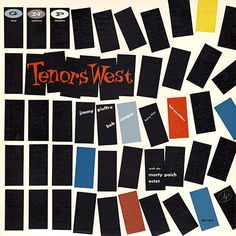 Jimmy Giuffre, Bob Cooper, Harry Klee, Bob Enevoldsen With The Marty Paich Octet - Tenors West, 1956
