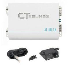 CT Sounds AT-500.1 Class D Monoblock Car Amplifier http://caraudio.henryhstevens.com/shop/ct-sounds-at-car-audio-amplifiers/?attribute_pa_size=at-500-1d https://images-na.ssl-images-amazon.com/images/I/314BuB-pWFL.jpg