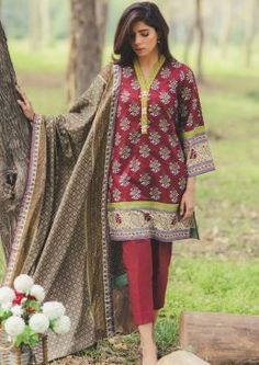 Queen Of Flowers Alkaram Summer Lawn Collection 2017 Vol-2 | PK Vogue