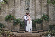 maitland art center wedding photography - emilyrgilbert.com - orlando florida offbeat wedding photographer