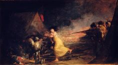 Gallery: One of the titans of European art, Francisco Goya (1746–1828) witnessed a time of revolution and sweeping change in thought and behaviour – as a new Boston exhibition demonstrates
