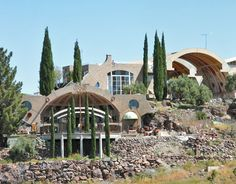Arcosanti, Arizona. Went there for a day-tour with my friend and had a great time. The food was pretty great, too. Want to spend the night.