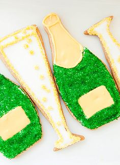 Festive cookies to ring in the new year. (Photo courtesy of SusieCakes)