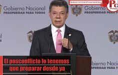 El de Colombia podría ser el último y el más viejo conflicto armado del hemisferio que se resuelve, dijo este lunes el Presidente Juan Manuel Santos.Toda la  Información: [http://www.proclamadelcauca.com/2014/09/el-posconflicto-lo-tenemos-que-preparar-desde-ya-presidente-santos.html]