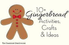 Gingerbread activiti