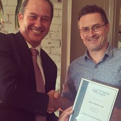 Fremantle mortgage broker Darren Sambrooks CPA and his team win best growth excellence for West Australia helping their customers with their home ownership dreams and finance goals