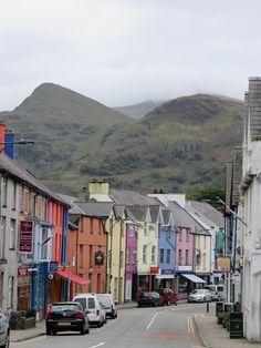 LLanberis - Snowdonia, Wales, UK