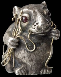FABERGE - The mouse : Lot 10