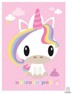 Unicorn Poo   by BoredInc