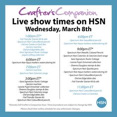 Harvest Moon Papiere: Crafter's Companion on HSN!