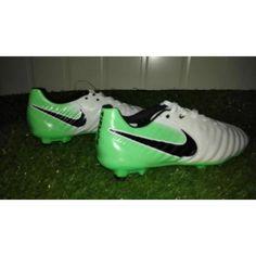 purchase cheap f6133 9a61c Nike Tiempo - бутсы 2017 Nike Tiempo Legend VII FG Online белый зеленый  горячий