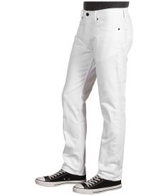 Levi's® Mens 511™ Slim/Skinny Fit White $43