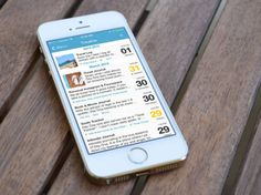 Imagem do aplicativo Day One, para iOS