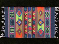 1000 Images About Handmade Mexican Rugs On Pinterest