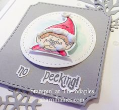 Stamping Sunday Blog Hop Holiday Catalogue Favourites 2019 Halloween Christmas, Christmas 2019, Christmas Holidays, Stampin Up Christmas, Christmas Cards, Puff Paint, Shabby Chic Crafts, Cool Cards, Elves