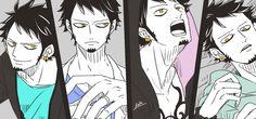 Trafalgar Law, One Piece, Naruto, Crushes, Daddy, Husband, Fan Art, My Love, Random