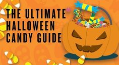 Trick or treat!!!! Know what candy is good for you.