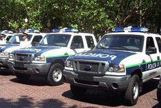 Ford Ranger . Policía de la Provincia de Buenos Aires