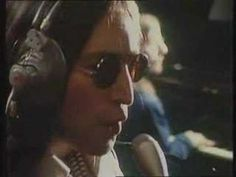 John Lennon on the Old Grey Whistle Test performing Stand by Me in 1975. Introduced by Bob Harris.