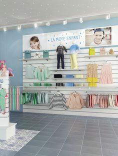 Kids Store Display, Kids Boutique, Baby Shop, Visual Merchandising, Store Design, Showroom, Baby Kids, I Shop, Kids Rugs