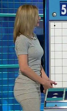 Rachel Riley in grrrr grey😊 Tight Dresses, Nice Dresses, Short Dresses, Girls Dresses, Rachel Riley Legs, Racheal Riley, Most Beautiful Women, Beautiful Females, Princess Diana Rare