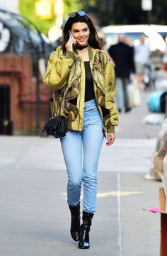 Kendall Jenner knows how to make a style statement with her outerwear — get her look for less