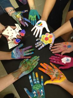 Advocacy & Empowerment through Art: Social Action and Trauma Informed Care | creativity in motion